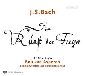CD Shop - BACH, J.S. Art of Fugue