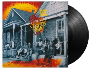 CD Shop - ALLMAN BROTHERS BAND SHADES OF TWO WORLDS