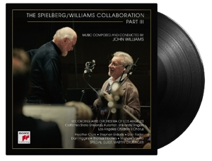 CD Shop - WILLIAMS, JOHN SPIELBERG/WILLIAMS COLLABORATION PART III