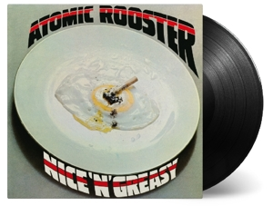 CD Shop - ATOMIC ROOSTER NICE