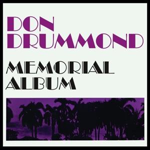 CD Shop - DRUMMOND, DON MEMORIAL ALBUM