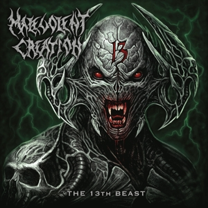 CD Shop - MALEVOLENT CREATION 13TH BEAST
