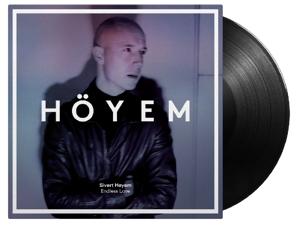 CD Shop - HOYEM, SIVERT ENDLESS LOVE