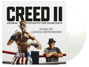 CD Shop - OST CREED II (WHITE)