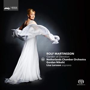 CD Shop - MARTINSSON, R. Garden of Devotion