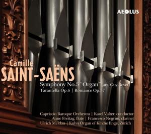 CD Shop - SAINT-SAENS, C. Symphony No.3