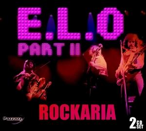 CD Shop - E.L.O. PART II ROCKARIA - 26 TRACKS