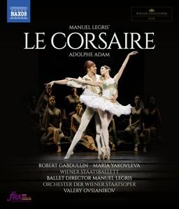 CD Shop - ADAM, A. LE CORSAIRE