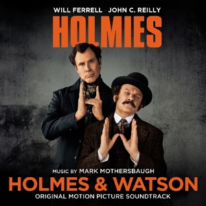 CD Shop - OST HOLMES & WATSON