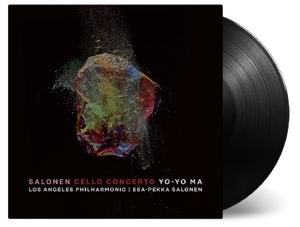 CD Shop - MA, YO-YO SALONEN CELLO CONCERTO