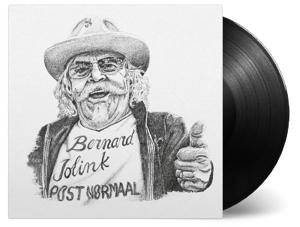 CD Shop - JOLINK, BENNIE BERNARD JOLINK: POST NORMAAL