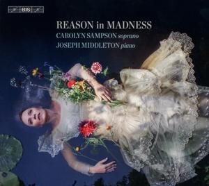 CD Shop - SAMPSON, CAROLYN Reason In Madness