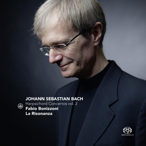 CD Shop - BACH, J.S. Harpsichord Concertos Vol.2