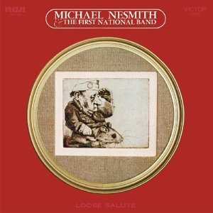 CD Shop - NESMITH, MICHAEL LOOSE SALUTE