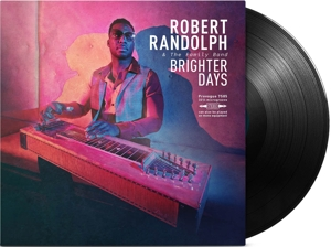 CD Shop - RANDOLPH, ROBERT & THE FA BRIGHTER DAYS
