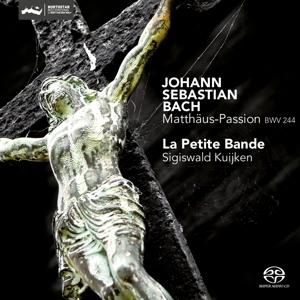 CD Shop - BACH, J.S. Matthaus-Passion - Bwv244