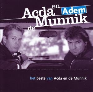CD Shop - ACDA & DE MUNNIK ADEM