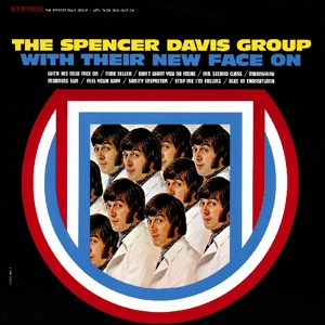 CD Shop - DAVIS, SPENCER -GROUP- WITH THEIR NEW FACE ON