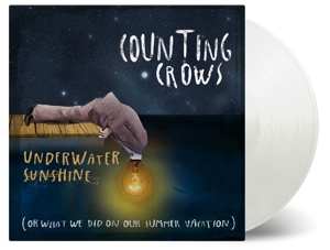 CD Shop - COUNTING CROWS UNDERWATER SUNSHINE (OR WHAT WE DID ON OUR SUMMER VACATION)