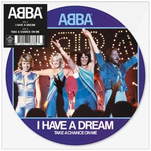 CD Shop - ABBA 7-I HAVE A DREAM