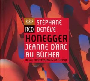 CD Shop - HONEGGER, A. Jeanne D