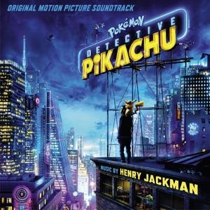 CD Shop - OST POKEMON DETECTIVE PIKACHU