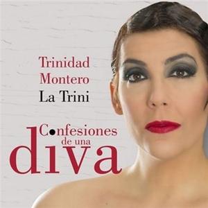 """CD Shop - """"TRINIDAD MONTERO """"""""LA TRIN"""" CONFESSIONES DE UNA DIVA"""