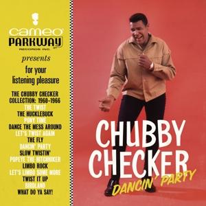 CD Shop - CHECKER, CHUBBY DANCIN