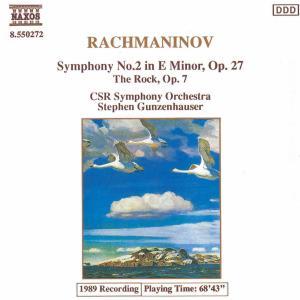 CD Shop - RACHMANINOV, S. SYMPHONY NO.2