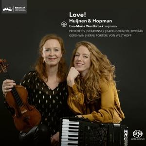 CD Shop - HUIJNEN & HOPMAN Love!