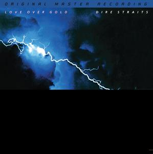 CD Shop - DIRE STRAITS LOVE OVER GOLD