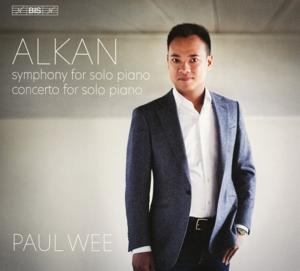 CD Shop - ALKAN, C.V. SYMPHONY FOR SOLO PIANO/CONCERTO FOR SOLO PIANO