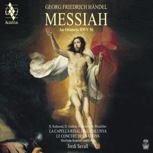 CD Shop - HANDEL, G.F. Messiah Hwv56