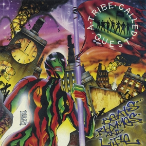 CD Shop - A TRIBE CALLED QUEST BEATS, RHYMES & LIFE