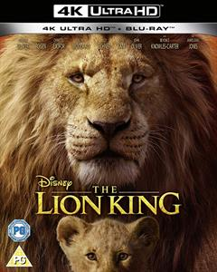 CD Shop - ANIMATION LION KING