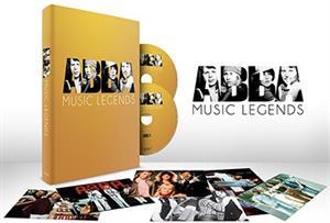 CD Shop - ABBA MUSIC LEGENDS