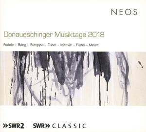 CD Shop - KLANGFORUM WIEN /SWR SYMP DONAUESCHINGER MUSIKTAGE 2018