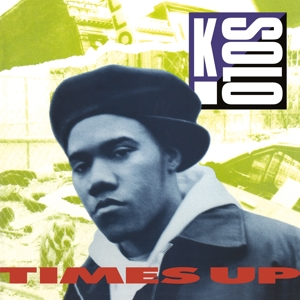 CD Shop - K-SOLO TIMES UP