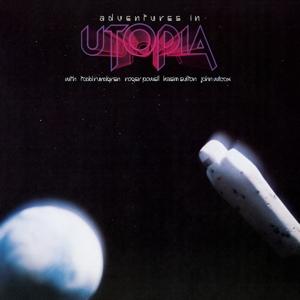 CD Shop - UTOPIA ADVENTURES IN UTOPIA
