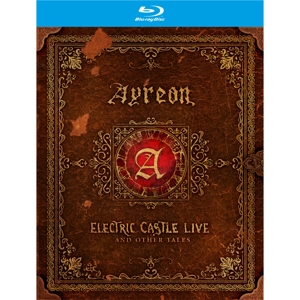 CD Shop - AYREON ELECTRIC CASTLE LIVE AND OTHER TALES