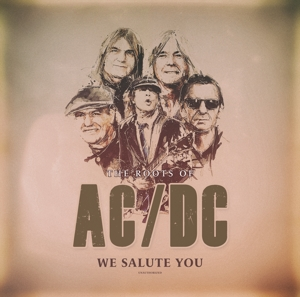 CD Shop - AC/DC WE SALUTE YOU