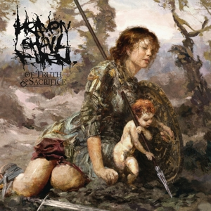 CD Shop - HEAVEN SHALL BURN OF TRUTH AND SACRIFICE