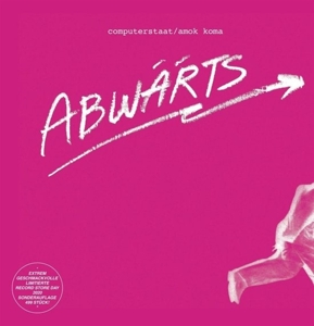 CD Shop - ABWARTS COMPUTERSTAAT / AMOK KOMA