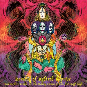 CD Shop - ACID MOTHERS TEMPLE REVERSE OF REBIRTH REPRISE