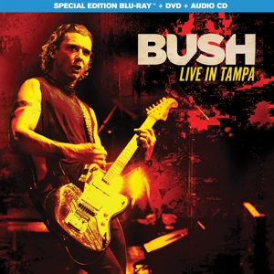 CD Shop - BUSH LIVE IN TAMPA