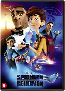 CD Shop - ANIMATION SPIES IN DISGUISE