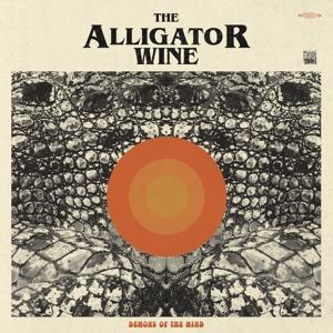 CD Shop - ALLIGATOR WINE DEMONS OF THE MIND -LTD-