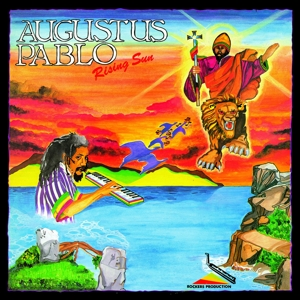 CD Shop - PABLO, AUGUSTUS RISING SUN
