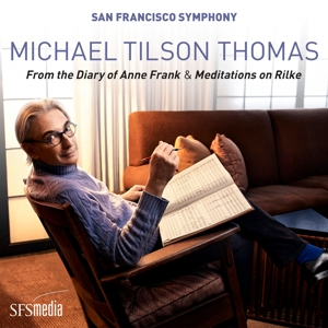 CD Shop - THOMAS, MICHAEL TILSON From the Diary of Anne Frank & Meditations On Rilke
