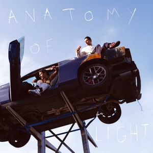 CD Shop - AARON ANATOMY OF LIGHT